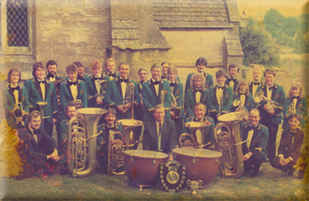 marshfield band picture